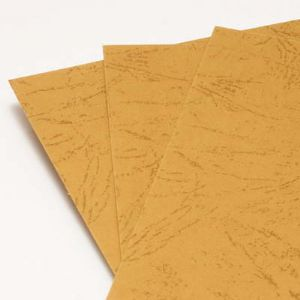 Card blanks, Burnt orange, 29.8cm x 21.2cm, 8 Card blanks, 150 gsm, (PMA0049)